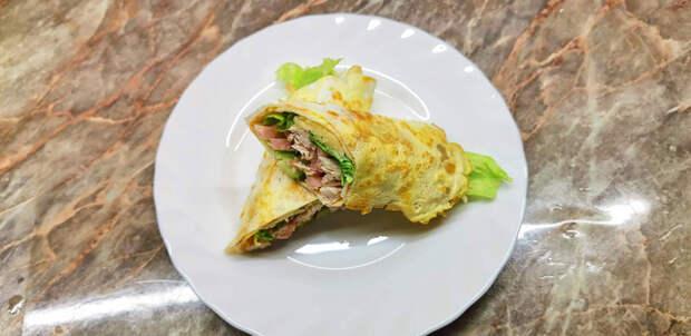 Фото к рецепту: Салат  президентский