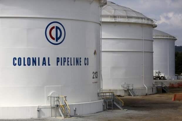 СМИ: Colonial Pipeline намерена восстановить работу наэтой неделе