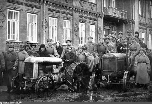 «Колхозы-батальоны»: самые необычные войска Красной Армии