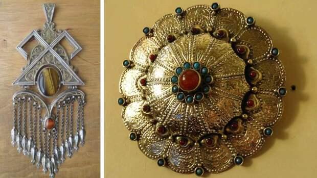Загадка Древнего Востока: Как туркменские украшения для женщин и лошадей покорили весь мир