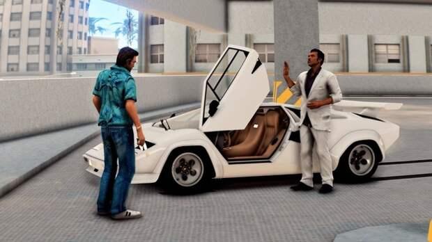 Ремастер GTA: Vice City показали вместо GTA 6