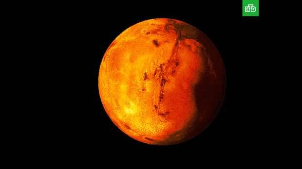 Китайский аппарат «Тяньвэнь-1» с марсоходом успешно сел на Марс