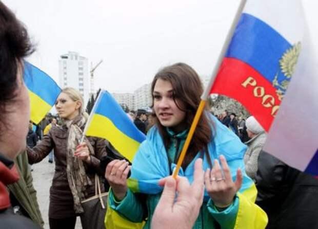 «Украина на законных основаниях принадлежит Российской Федерации»