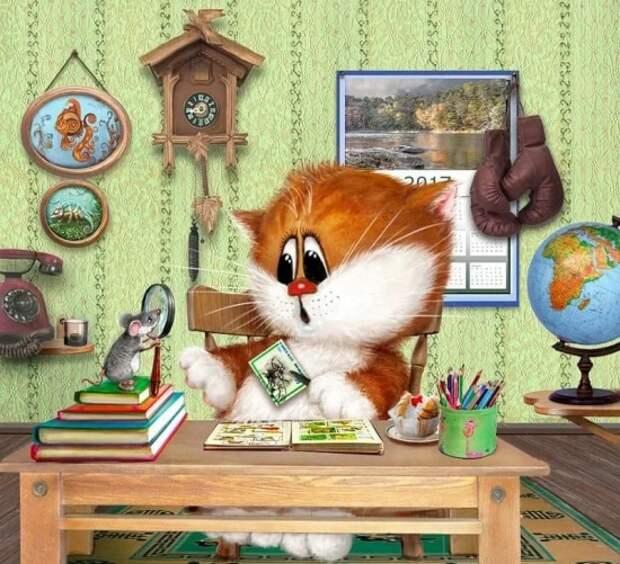 коты Алексея Долотова – 05