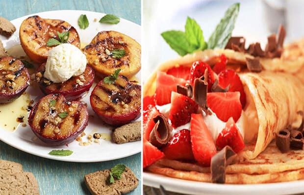 5 блюд с мороженым, которые скрасят летние будни в жару