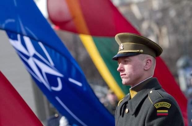 НАТО делает из Прибалтики идеальную цель
