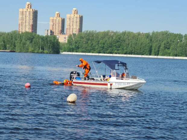 Сотрудники поисково-спасательных станций САО готовятся к летнему периоду