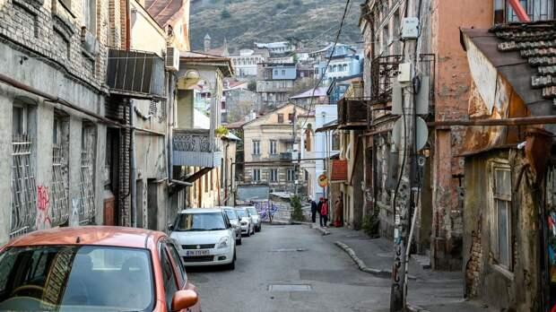 Пандемия коронавируса принесла Грузии экономический кризис