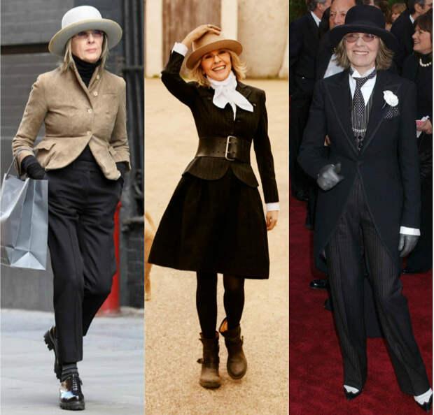 Выбор шляпы: образы со шляпой-котелком