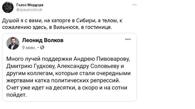 Гудкову-младшему грозит 5 лет тюрьмы