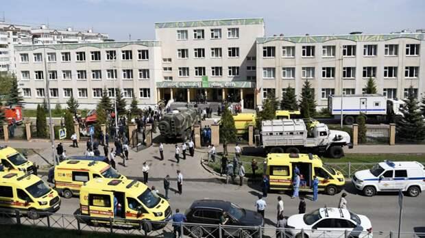В казанской школе после стрельбы рассказали, как охранялось учреждение