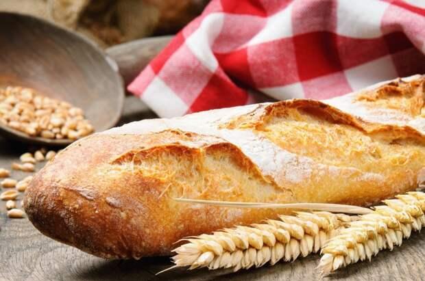 Так хлеб вы ещё не готовили багет, вкусняшки, еда, интересное, рецепты, фото