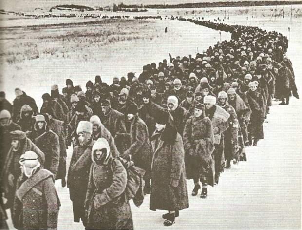 И смех и грех: зимняя экипировка солдат вермахта в 1941-1942 годах