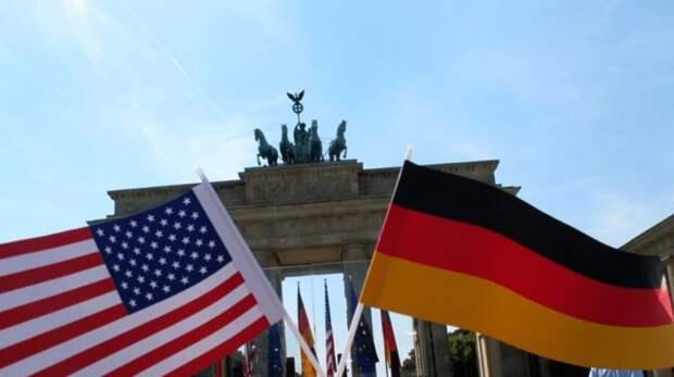 Депутат Бундестага выступил против вассальной зависимости ФРГ от США