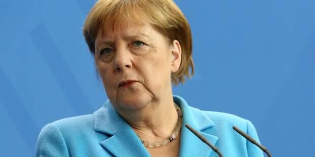 Меркель рассказала о разности в позициях по «Северному потоку-2»
