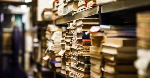 Пандемия стоила книжной отрасли 60 млн руб