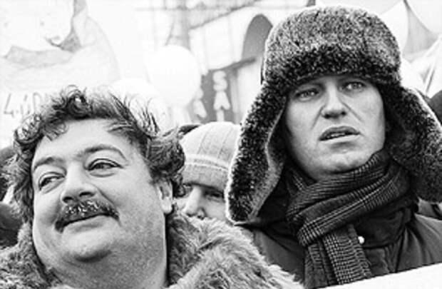 Вопрос Быкову: «Что, Дмитрий Львович, уголовник Навальный – антропологический выбор?»