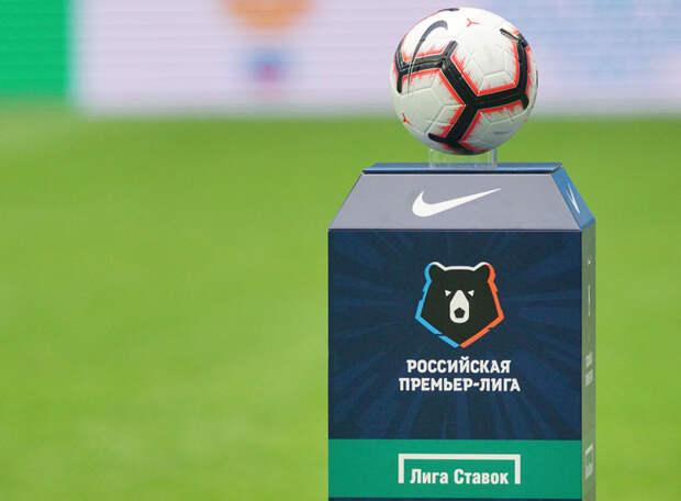 «Динамо» поднялось в еврокубковую зону после победы над «Тамбовом»