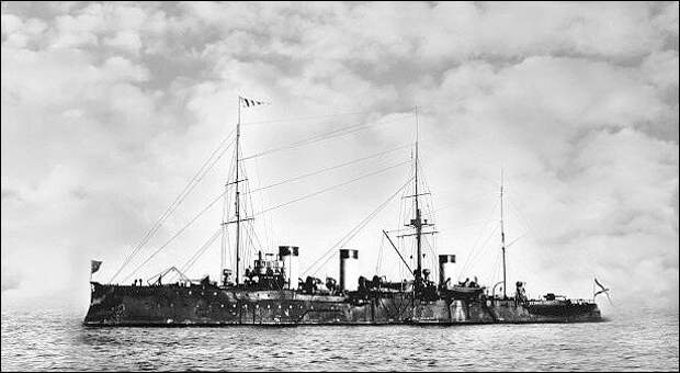 Всё о кораблях, прорвавшихся через Цусиму.