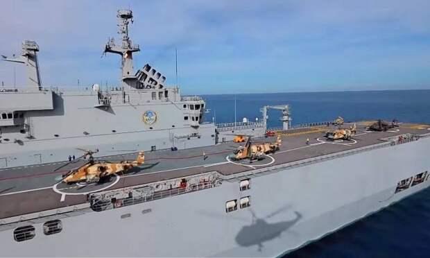 Турция в шаге от наземной операции в Ливии несмотря на предупредительный сигнал Египта