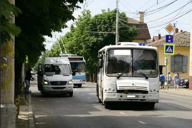 Маршрут автобуса № 5 в Краснодаре продлят