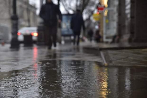 На Кубани ожидаются дожди и мокрый снег
