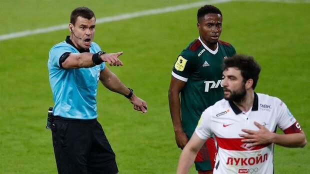 Червиченко: «У «Спартака» иногда биполярное расстройство. Эта истеричность с наездами на судей плохо закончится»