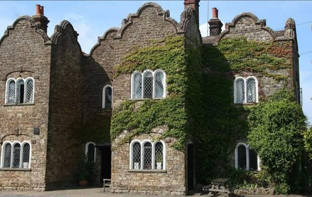 деревня Плакли Англия частные дома