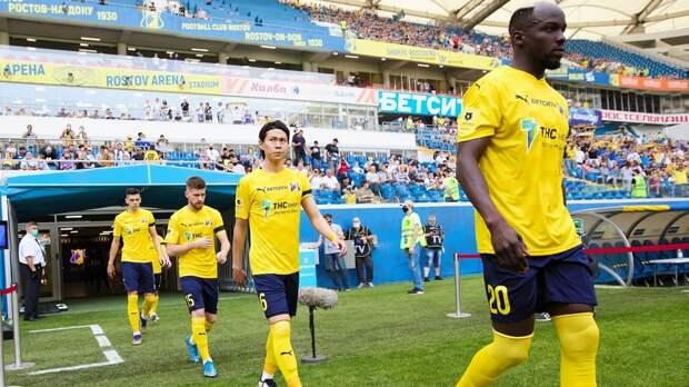 ФК«Ростов» задолжал заотопление больше 6млн руб