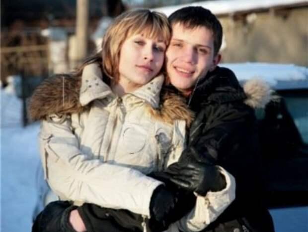 Актер с женой Еленой | Фото: kino-teatr.ru