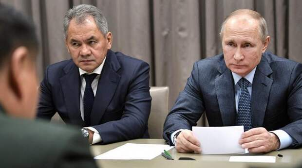 Путин выступил с обращением после атаки США на Сирию