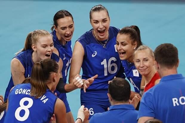 Женская сборная России по волейболу превращается из золушки в принцессу: американки разгромлены. Мало, кто этого ждал и в это верил