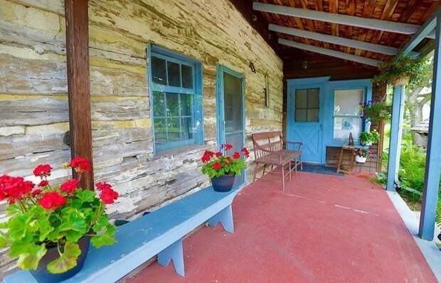 Старейшая ферма в Америке продается за $2,9 миллиона Нью-Джерси, дом, достопримечательность, исторический памятник, история, недвижимость, сша, ферма