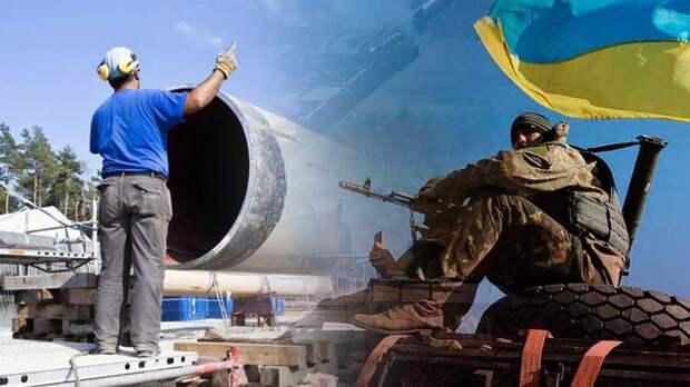 """Обострение на Донбассе — часть плана по срыву """"СП-2"""""""