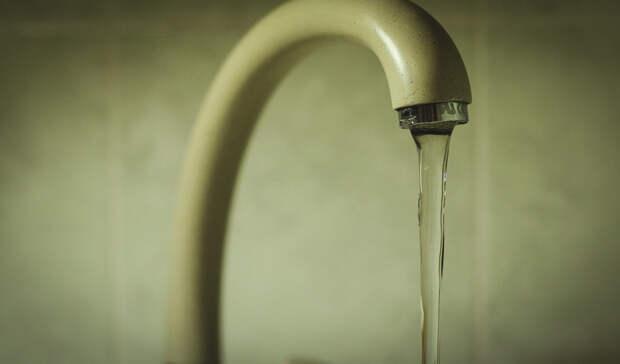 В Роспотребнадзоре Башкирии оценили безопасность воды из-под крана в период паводка