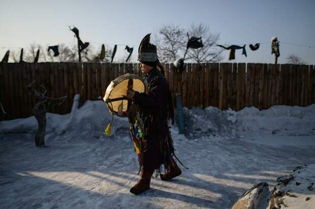 Для чего учёные изучают шаманов?