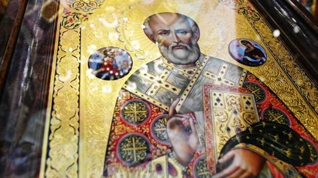 Глава Крыма поздравил с Днём святителя Николая Чудотворца