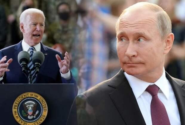 Путин, Байдену уже ответил, — бумеранг ударит по Соединенным Штатам