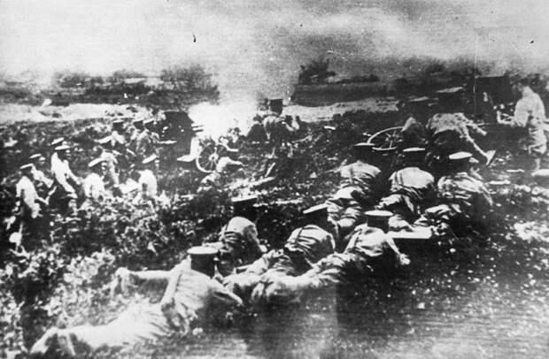 Амурская Хатынь: как японские солдаты сожгли русскую деревню