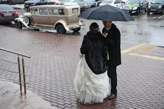 В Госдуме обилие браков без регистрации в России объяснили безответственным поведением