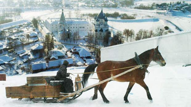 Владимир и Суздаль за два дня