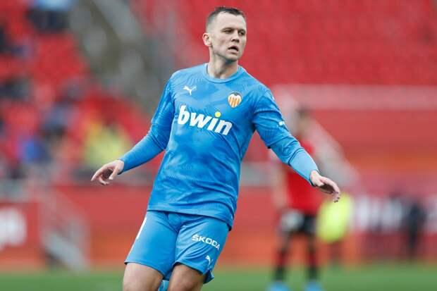 «Валенсия» с Черышевым проиграла «Сарагосе» в контрольном матче