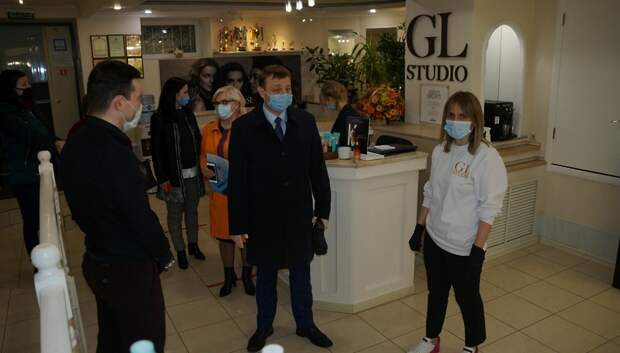 В Подольске открылись более 80% объектов потребительского рынка