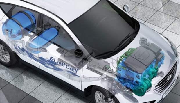 В России локализуют производство авто на водороде