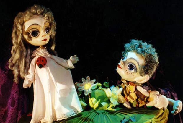 Объявлен набор в школу-студию театра кукол Севастополя!