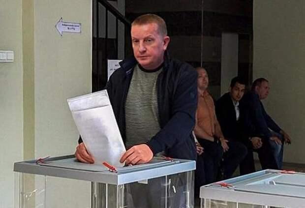 Сергей Горбань принял участие в Едином Дне голосования в Ростове-на-Дону