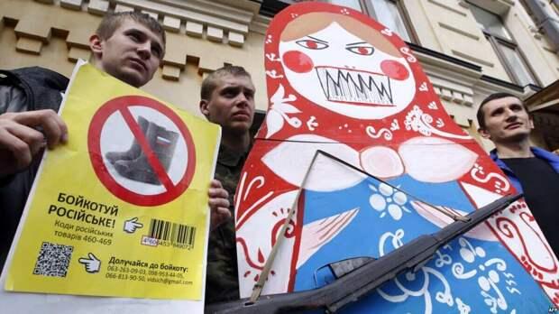 «Мы говорим о России больше, чем о себе» – в Киеве констатируют, что русофобия полностью заместила украинство