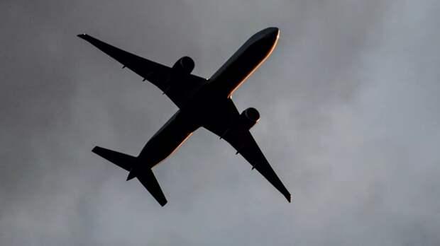 Самолёт Air Moldova получил повреждения при посадке в Домодедове