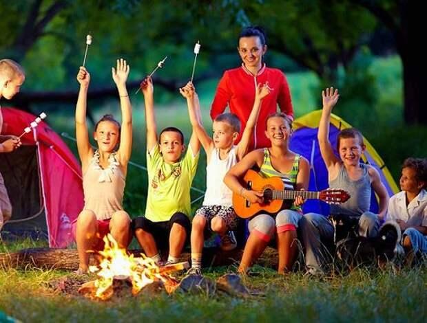 Почему лагерь – лучший способ социализации ребёнка