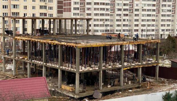 В Подмосковье выявили 4 объекта самовольного строительства за неделю